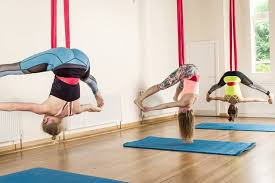 The Health Benefits Of Aerial Yoga That Make It So Special - Fitneass