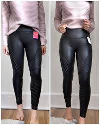 Are Spanx Leggings Worth the Hype? | The Mom Edit | Spanx faux leather  leggings, Spanx leggings, Spanx leather leggings