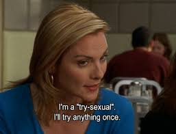 10 Outrageous Quotes from Sex and the City's Samantha Jones